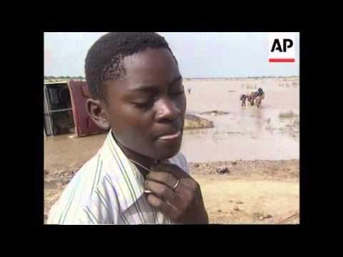MOZAMBIQUE:  CYCLONE ELINE HITS COUNTRY