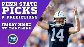 Penn State Football Picks & Predictions: Penn State at Maryland