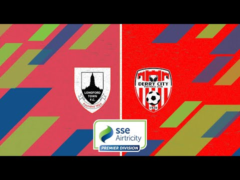 Longford Derry City Goals And Highlights
