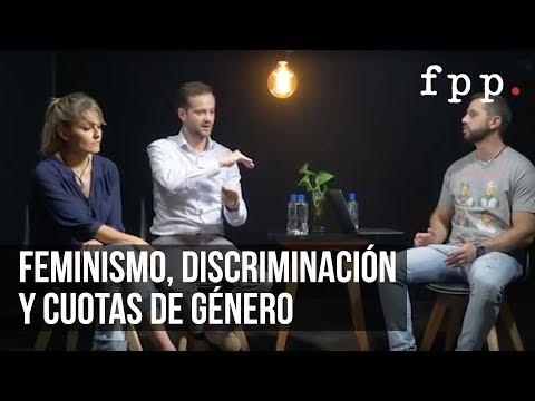 Axel Kaiser Y Gloria Álvarez | Feminismo, discriminación y cuotas de género - Cultura Colectiva