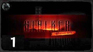 Сталкер - Oblibion Lost Remake 2.5 OLR 2.5 прохождение