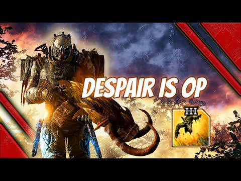 Outriders devastator best anomaly damage mod - despair is fixed |