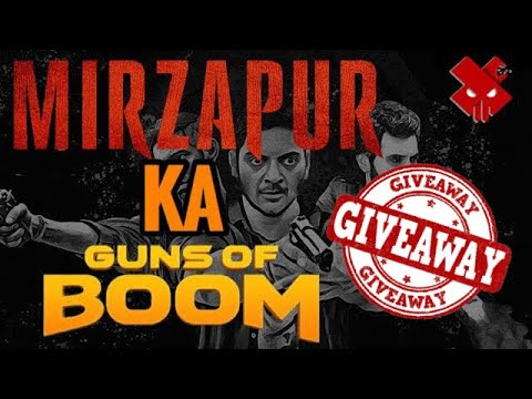 Download MIRZAPUR MAIN THEME SOUNDTRACK ( EXTENDED ) | Guns of Boom 💥| Best Dialogues