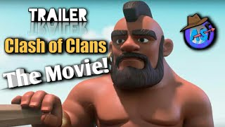 Clash of Clans Movie TRAILER 2017!! || CoC cartoon series: Adventure of Smith -Introduction
