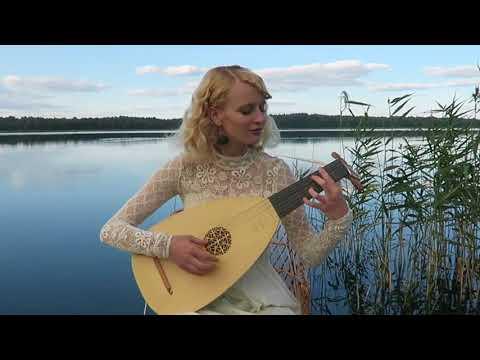 Ieva Baltmiskyte plays Frog Galliard by John Dowland (renaissance lute)