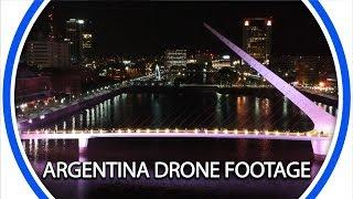 Argentina Drone Footage 4k