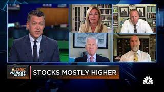 Markets move higher despite growing concerns over delta variant