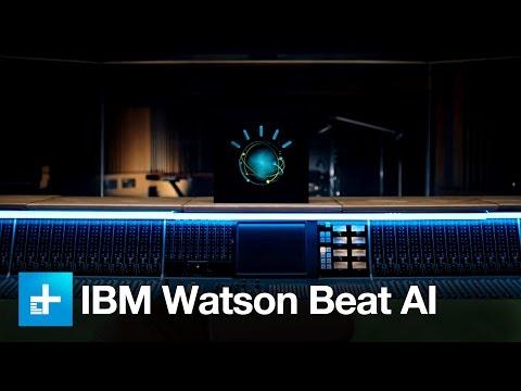 Watch IBM's Watson Beat AI make original music with Brooklyn R&B band Phony PPL