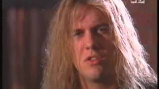 Interview with David Vincent (Morbid Angel) 1991