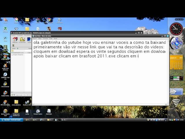 GRATIS BRASFOOT BAIXAR PARA 2011 CAMPEONATOS