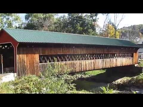 Ware/Hardwick covered bridge