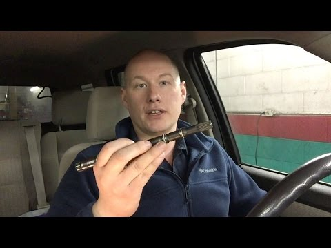 Ford Transmission Tips: #5 Ford Taurus & Windstar No Movement EASY Diagnosis
