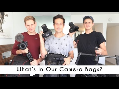 Whats In Our Camera Bags?   Hawaii Day 7