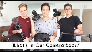 Whats In Our Camera Bags? | Hawaii Day 7
