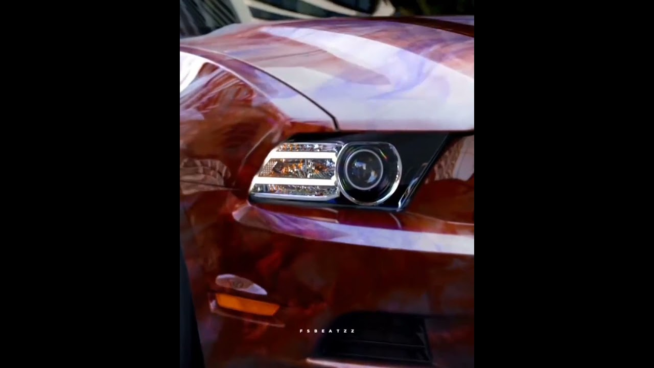 Download Ford Mustang Song : Mask Off🔥car Lover status video ❤️