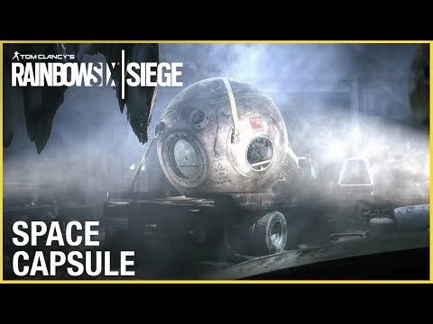 Rainbow Six Siege: Outbreak - Space Capsule | Trailer | Ubisoft [US]