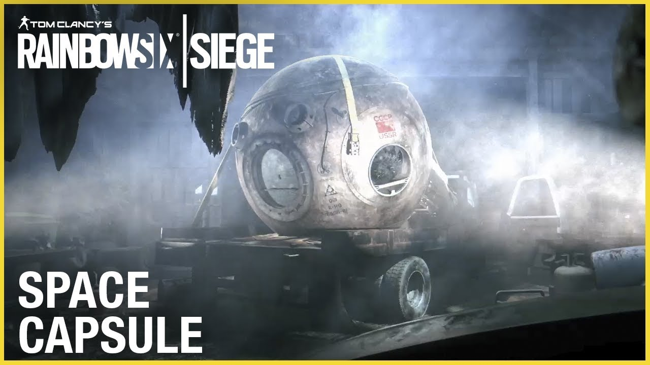 Rainbow Six Siege: Outbreak - Space Capsule