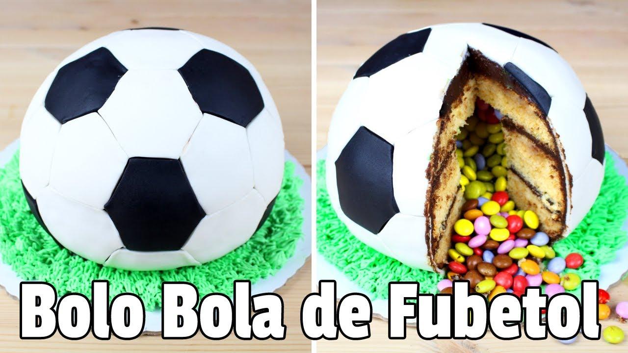 Bolo bola de Futebol  5345fce76c342