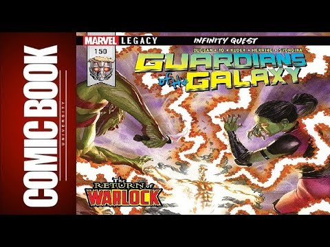 Guardians Of The Galaxy #150 | COMIC BOOK UNIVERSITY
