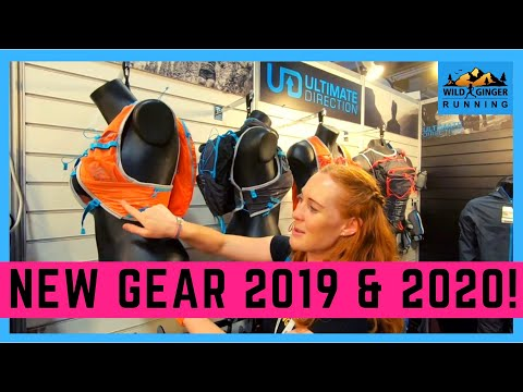New Trail & Ultra Running Gear - Sneak Preview Autumn 2019 & Spring 2020! (packs, Shoes, Maps, Kit!)