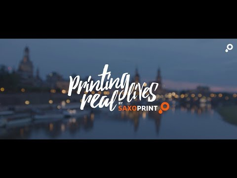 Making Of Printing Real Lives | Production Plant Dresden