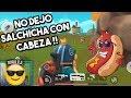 Download NO DEJO SALCHICHA CON CABEZA !! SAUSAGE MAN BATTLE ROYALE GAMEPLAY
