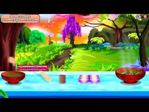 เกม เกมทําอาหาร Scrumptious Chestnut Stuffing