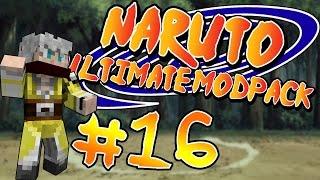 Naruto Ultimate Modpack [Minecraft Naruto Mod] -E16: Create ' N ' Reparieren!