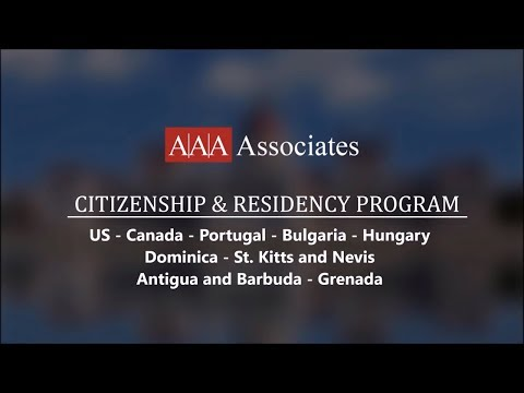 AAA Citizenship By Investment Programs