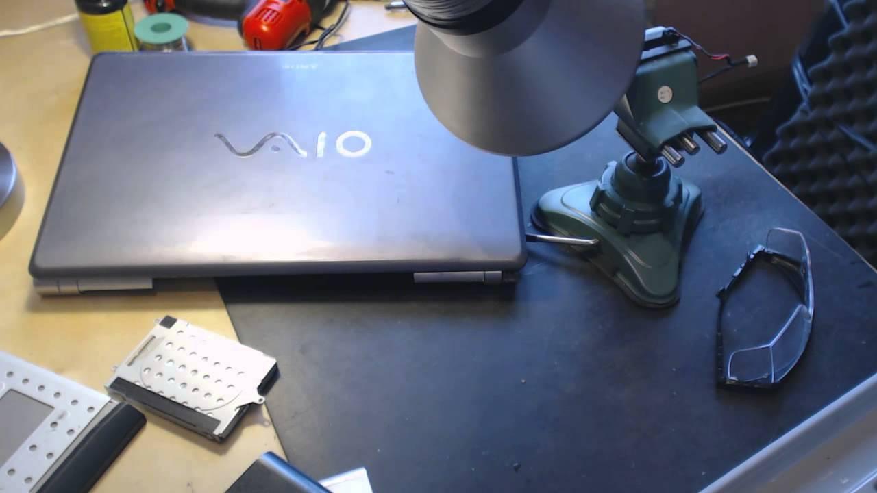 Sony Laptop Repair 90