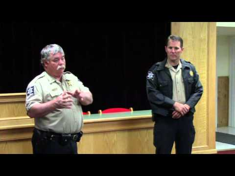 Local Law Enforcement Address the SJBMA