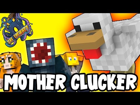 Minecraft - Crazy Craft 2.2 - Mother Clucker! [24]