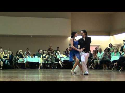 La Garufa Tango Festival Gustavo and Gisela 2 of 3 Travel Video