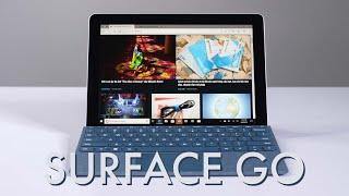 Trên tay Microsoft Surface Go