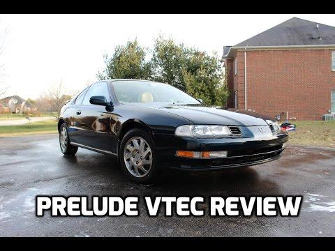UNICORN Honda Prelude VTEC Reviewed!