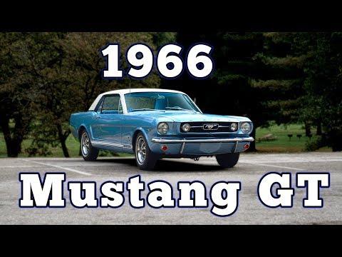 1966 Ford Mustang GT 289: Regular Car Reviews