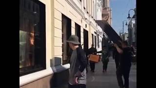 Тимати и Guf  Снимают клип