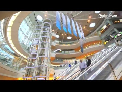 Haneda Airport Terminal 2, Tokyo - Convenience and Enjoyment | One Minute Japan Travel Guide