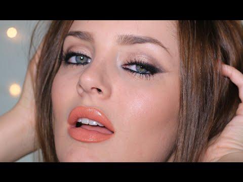 Every Day Smokey Glamour! 1 Brand Makeup Tutorial TALK THROUGH!