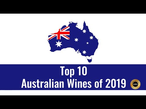 Top 10 Australian Wines Of  2019