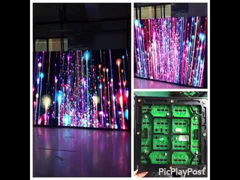 Outdoor LED display P6