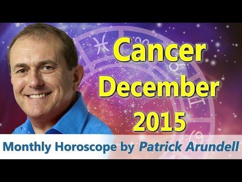 Cancer  Horoscope December 2015