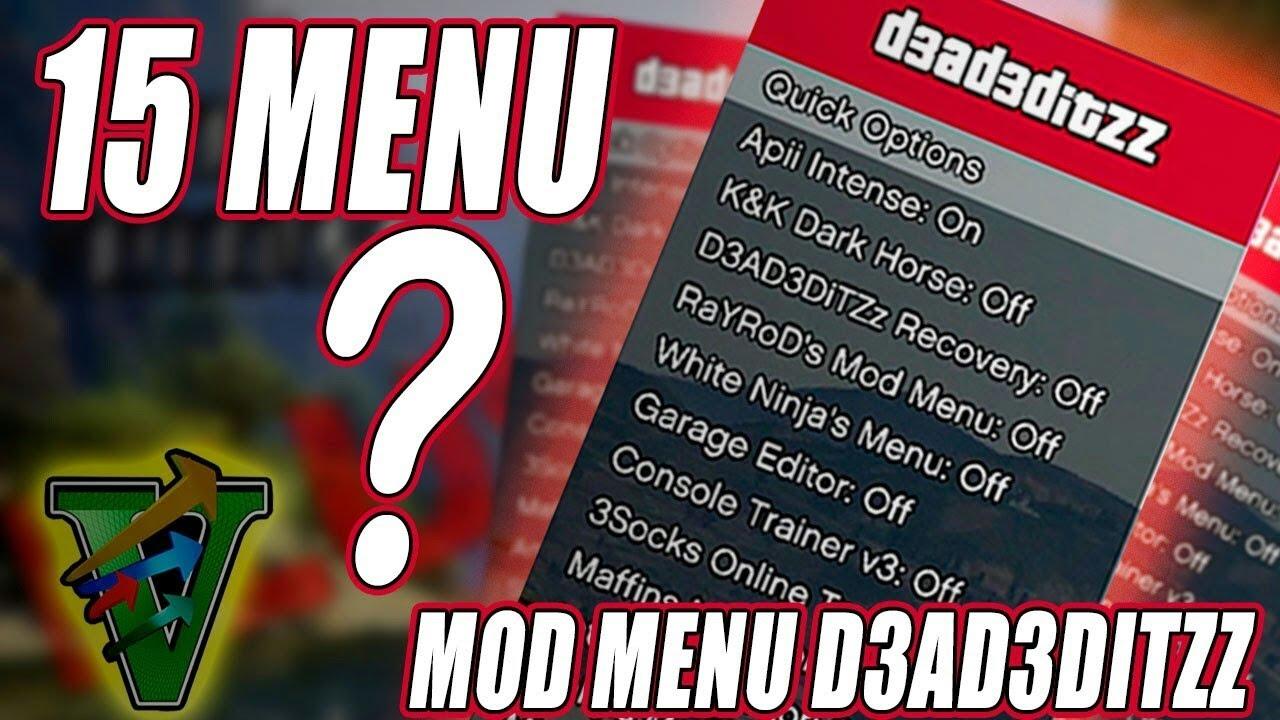 (GTA5/PS3) MOD MENU | NO JAILBREAK OFW | Online//Offline 1 28 | TUTORIAL +  DOWNLOAD