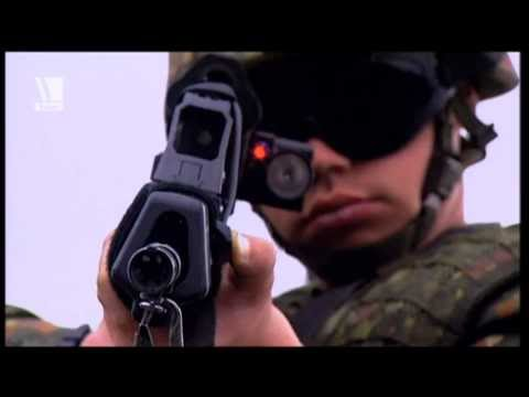 G36 - Das Sturmgewehr der Bundeswehr