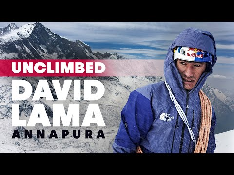 Alpinist David Lama Attempts the Unclimbed SE-Ridge of Annapurna III