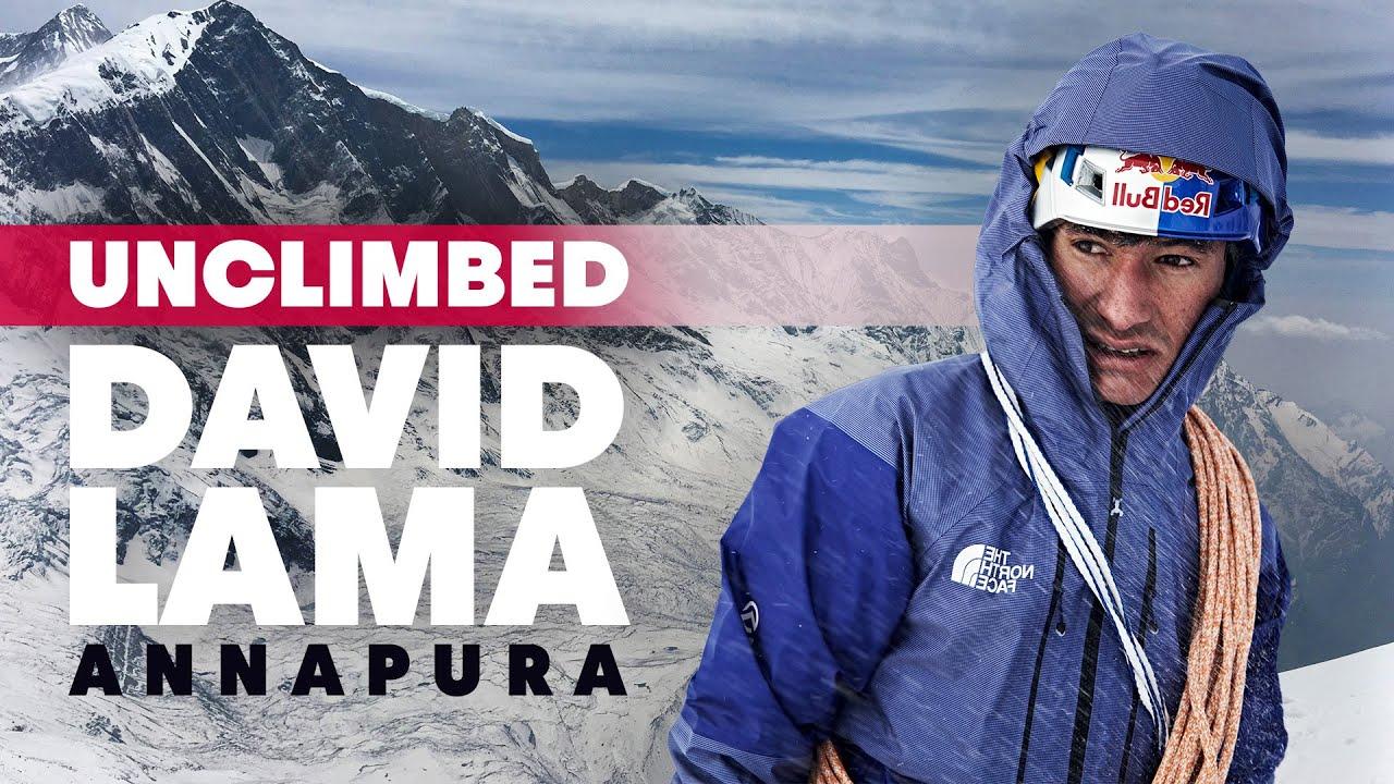 Alpinist David Lama Attempts the Unclimbed SE-Ridge of Annapurna III