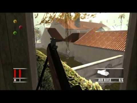 Hitman Blood Money A New Life Tranquilizer Gun Youtube