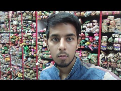 Wholesale market of fancy lace delhi |part 4| santi mohalla seelampur cloth market, lace, latakan