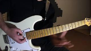 bring me the horizon - mantra (guitar cover)