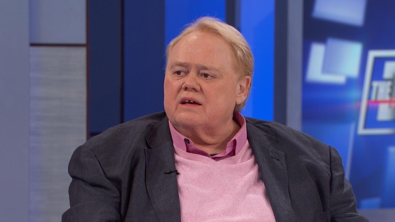 from Tucker comedian louie anderson is gay